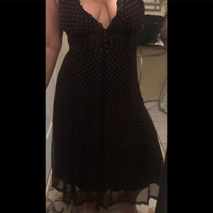 Sexy Retro Chiffon Dress